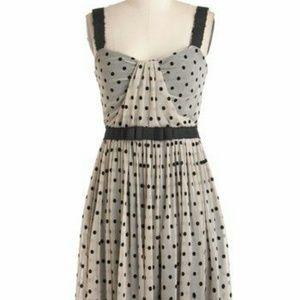 Modcloth Mist a Spot Dress